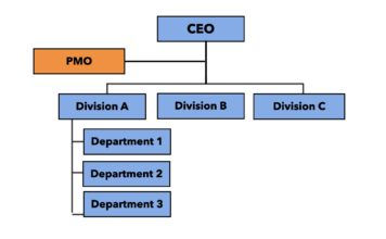 PMO executive department